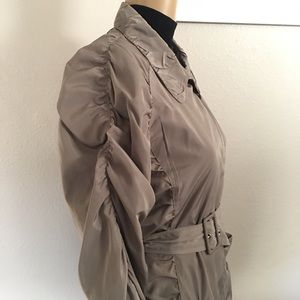 NWT. Ruby Rose Trench Coat. Size M.
